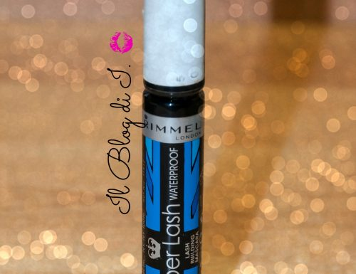 [Review] – Mascara Rimmel London Extra Super Lash Waterproof