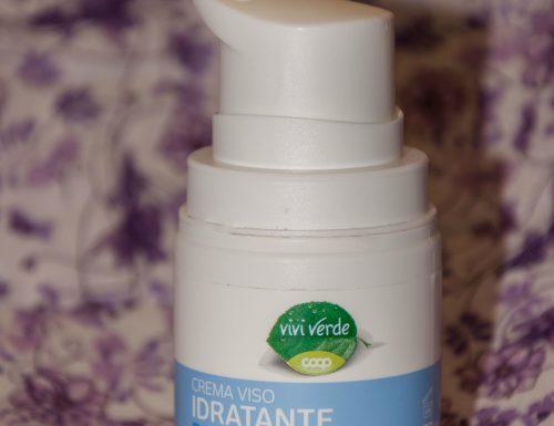 [Review] – Crema viso Idratante Protettiva Vivi Verde Coop per Pelli normali