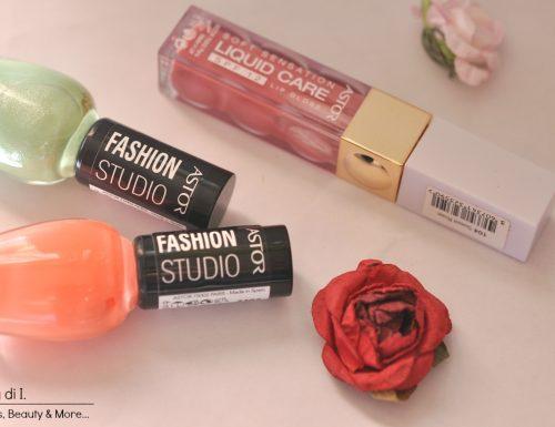 [Review] – Lipgloss e smalti Astor