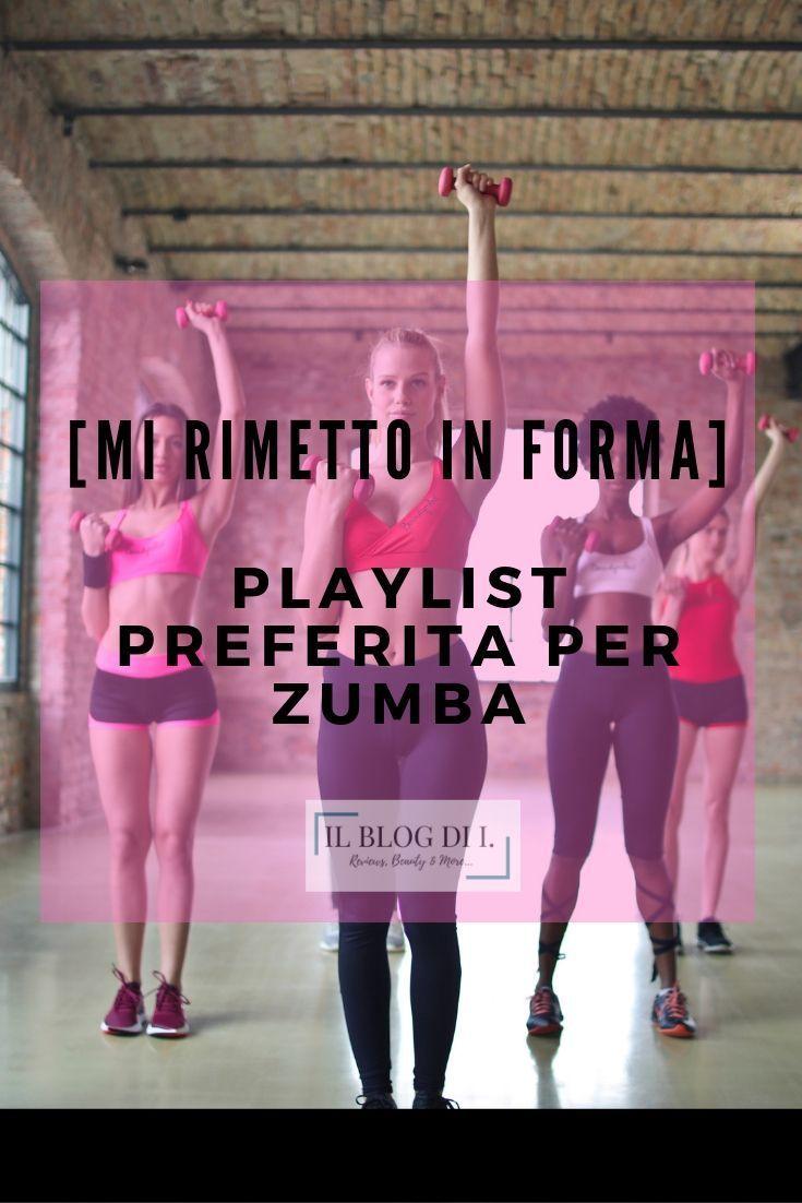 Playlist zumba
