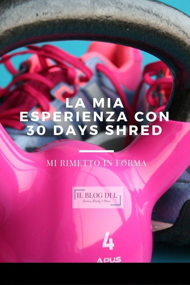 30 days shred