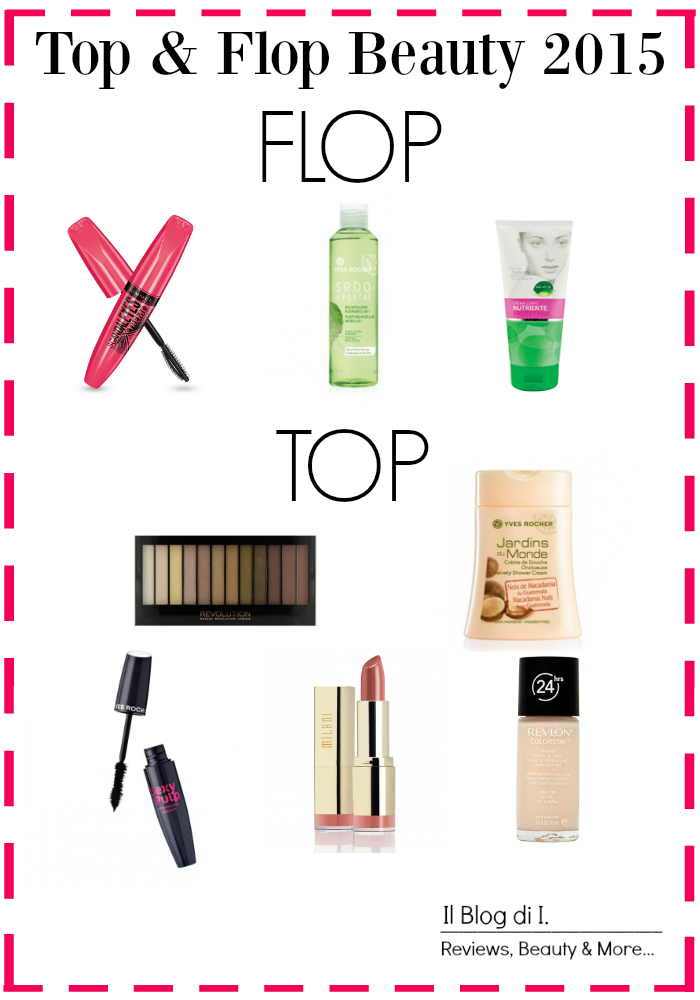 Top & Flop Beauty 2015