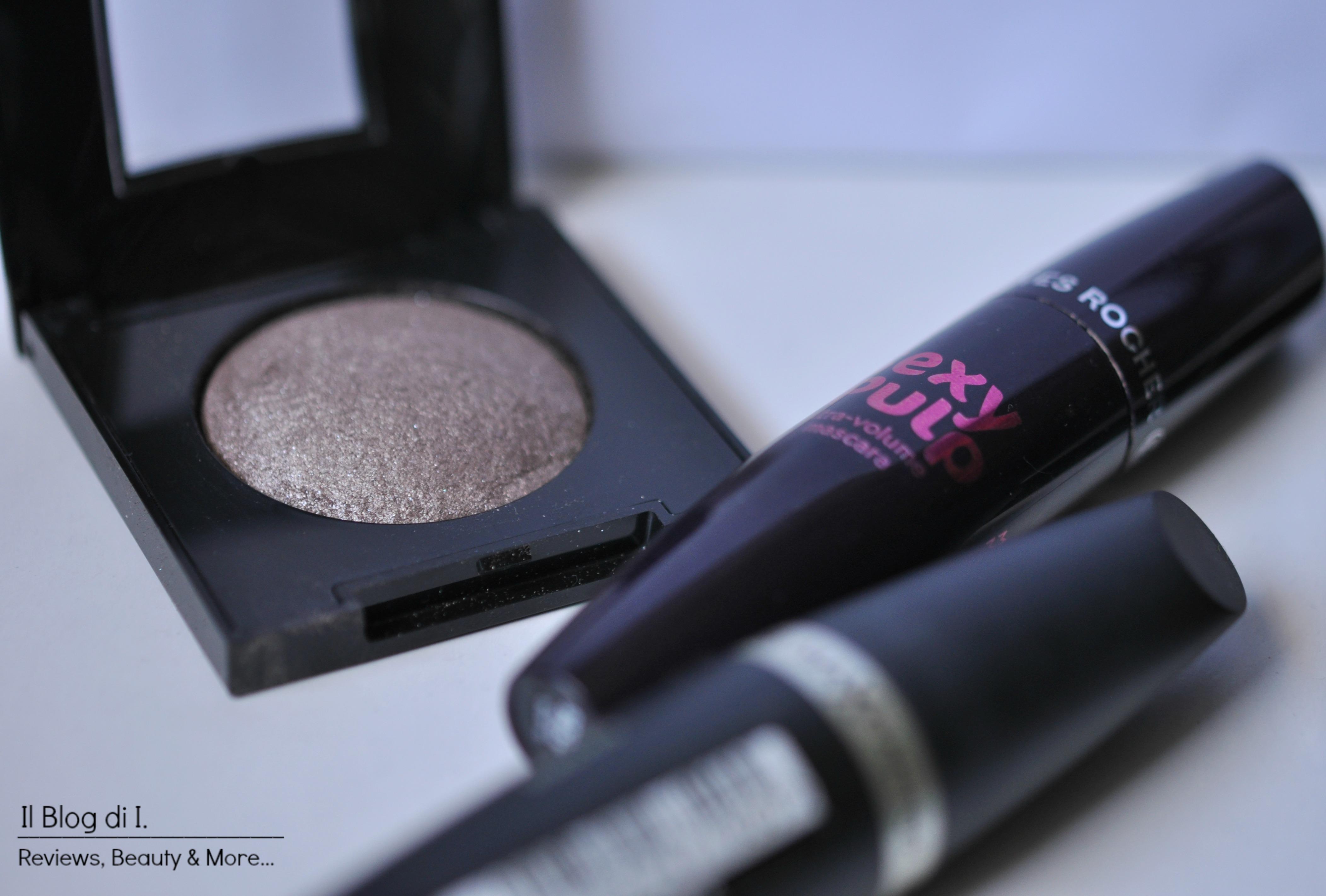 Current everyday makeup mascara