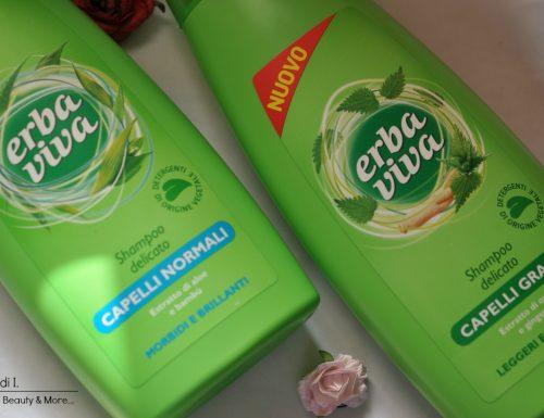 [Review] – Shampoo Delicato Erbaviva per capelli Normali & per capelli Grassi