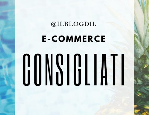 E-commerce consigliati