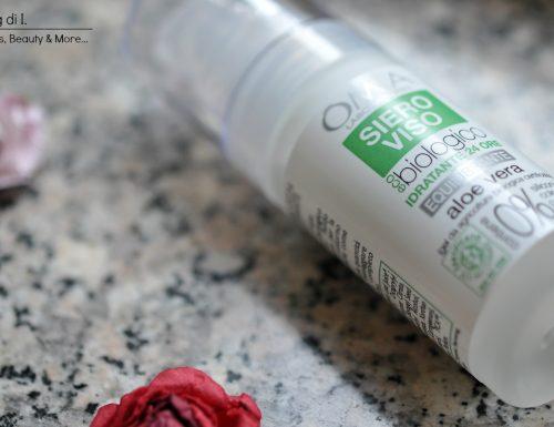 [Review] – Siero Viso Equilibrante Aloe Vera Omia Laboratoires