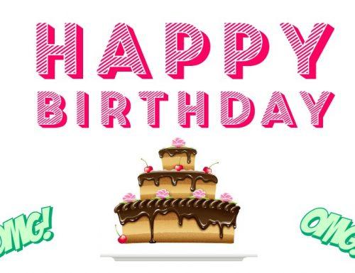 Il 2° Compleanno del Blog ♥