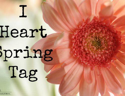 [Tag] – I Heart Spring