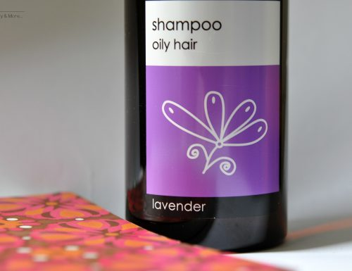 [Review] – Shampoo Oily Hair Ziaja