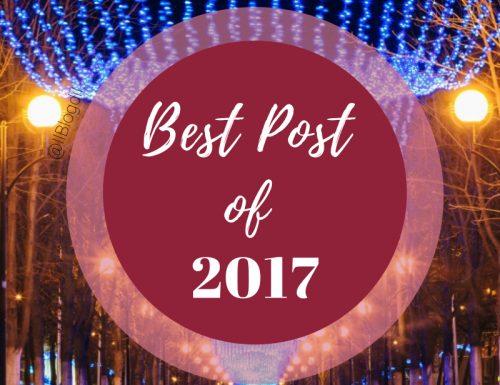Best Post of 2017 ♥