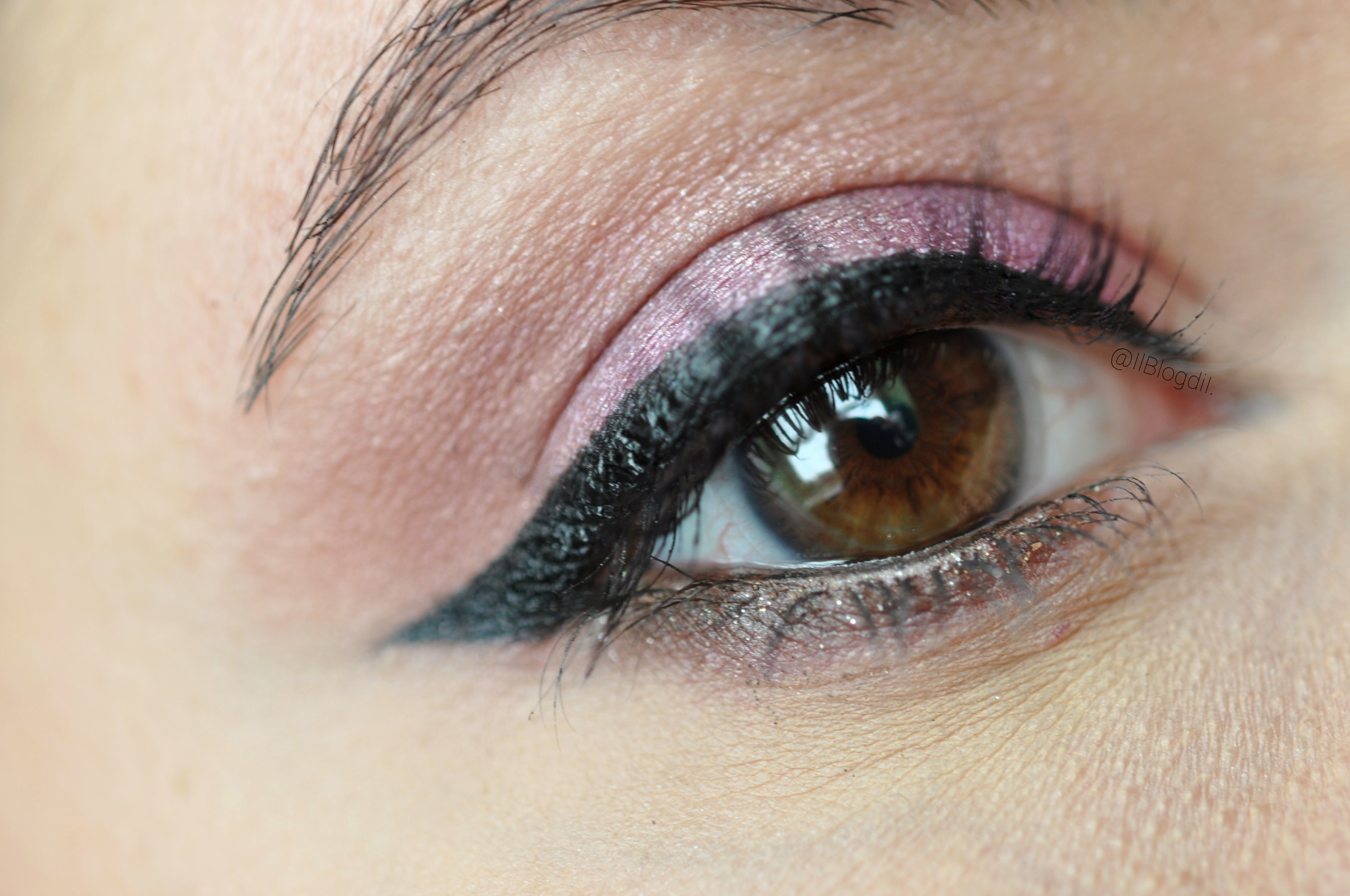 makeup lilla