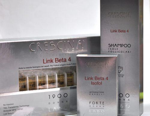 Crescina Transdermic Link Beta 4 Isofol Labo Suisse | Integratore capelli, Shampoo e Fiale Isole Follicolari