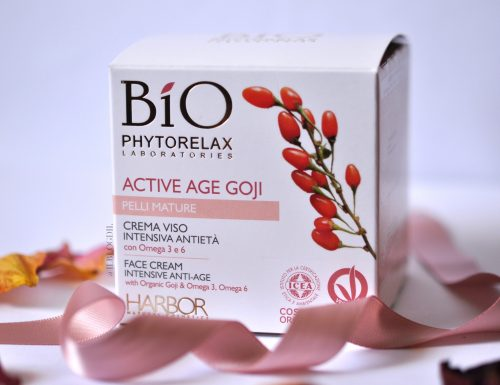 [Review] – Crema viso Active Age Goji Phytorelax Bio