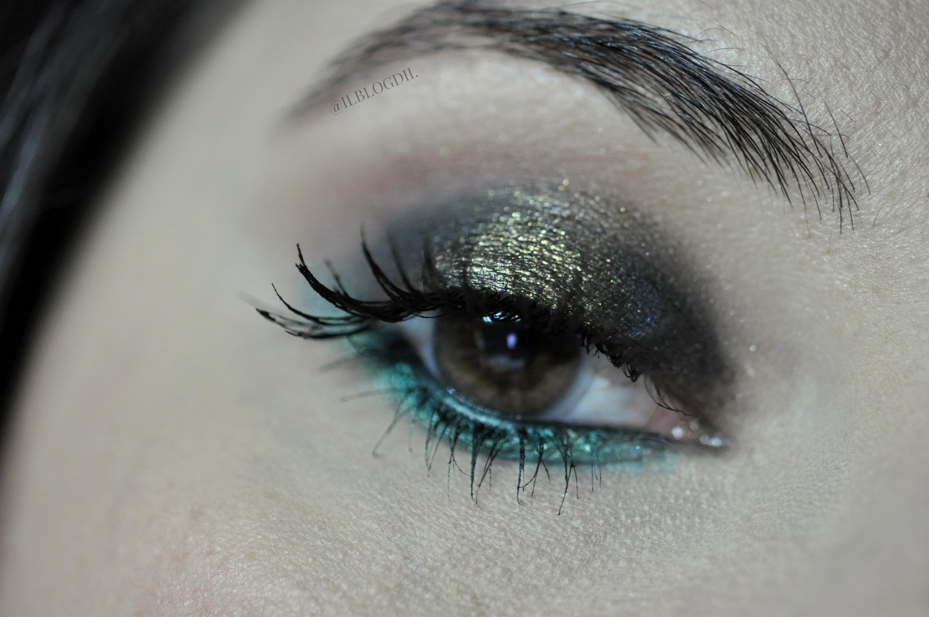 halloween inspired makeup