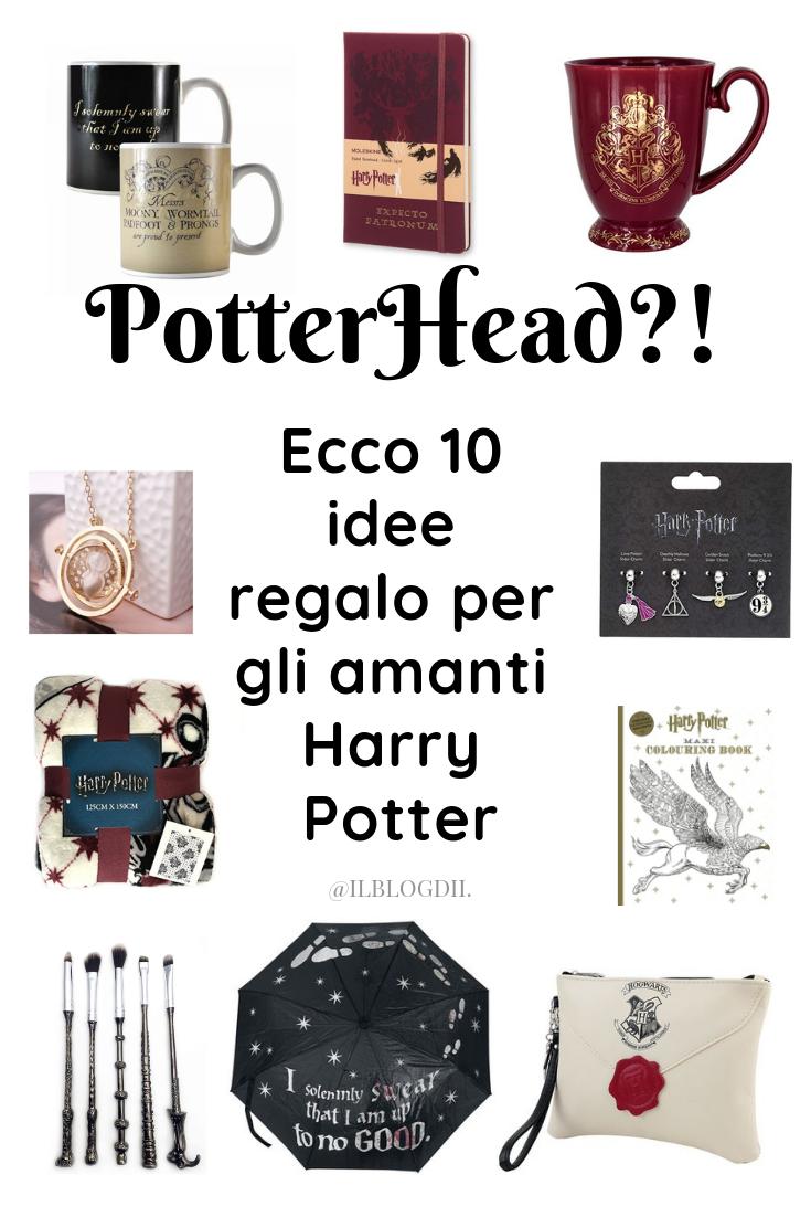 idee regalo Harry Potter