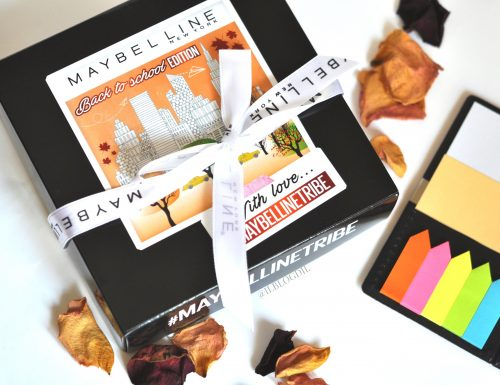 Maybelline Back to School Edition: Lash Sensational Boosting Serum, Lash Sensational Mascara Waterproof, Tattoo Brow Micro Pen Tint & Shine Compulsion Lipstick