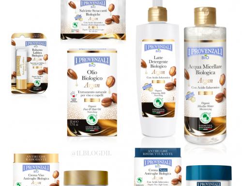 [Novità] – I Provenzali: nuova linea cosmetica biologica Argan