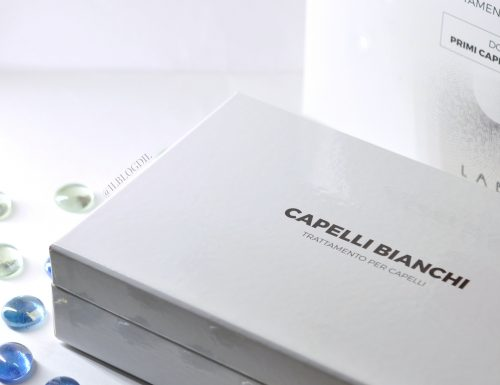 [Review] – Trattamento Primi Capelli Bianchi Labo