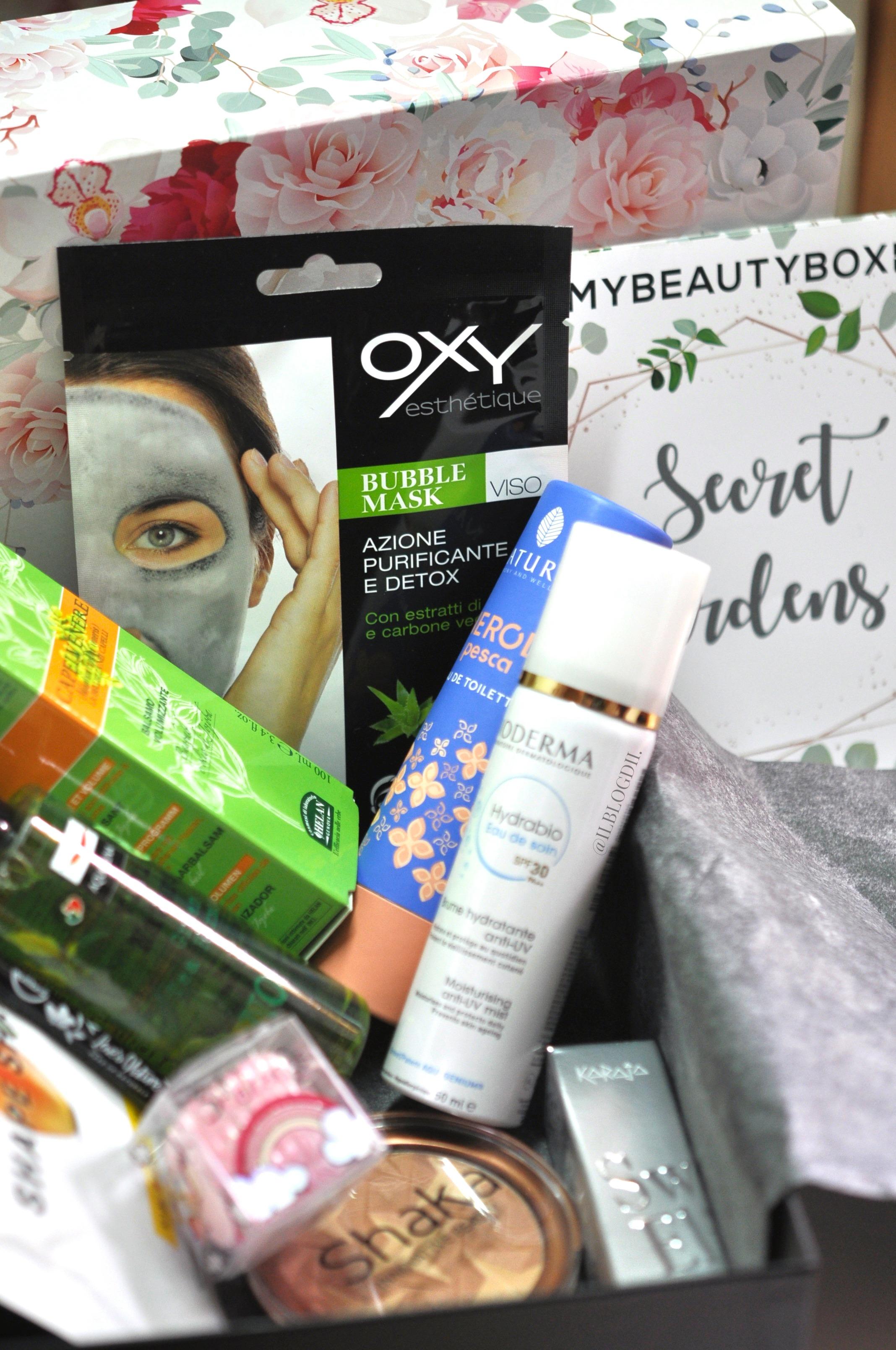 mybeautybox aprile