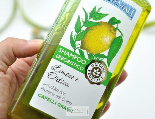 [Review] – Shampoo erboristico Limone & Ortica I Provenzali