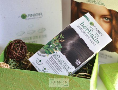 Color Herbalìa | La colorazione 100% Vegetale Garnier: curiosità e info varie