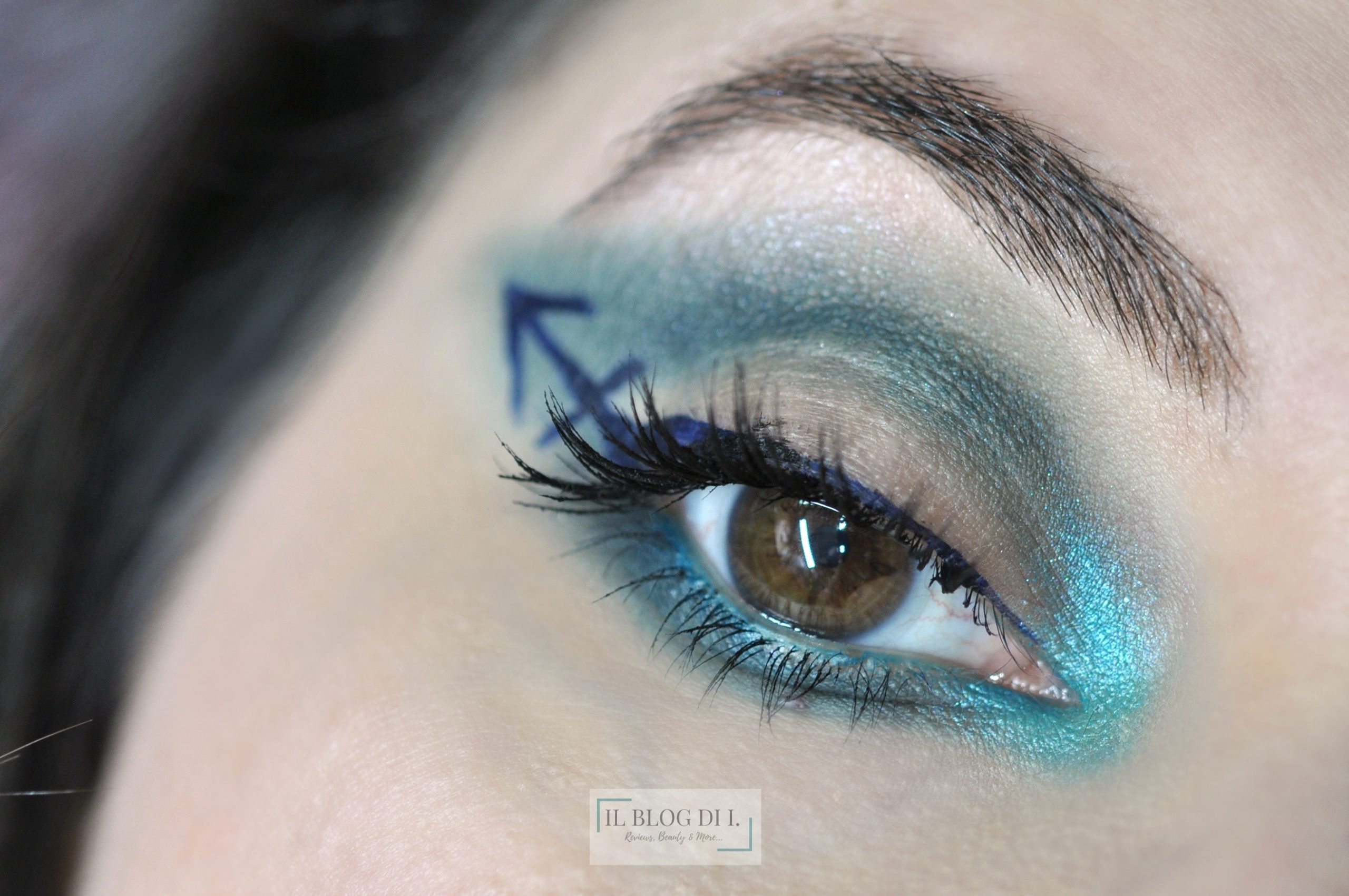 makeup sagittario #zodiacwithi