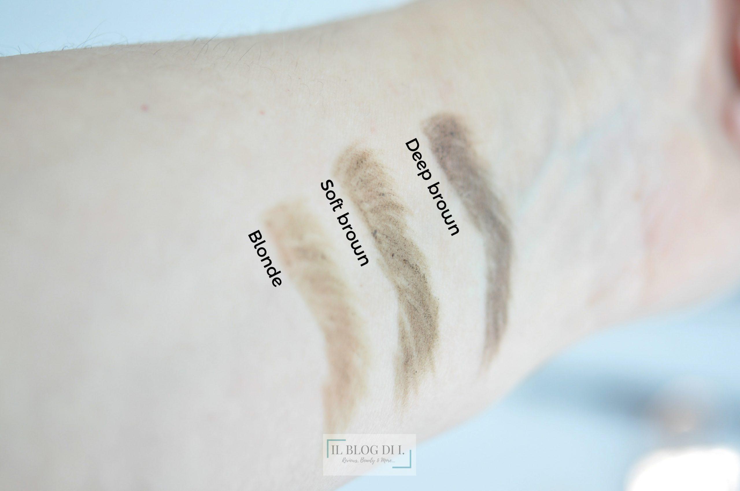 swatch brow ultra slim