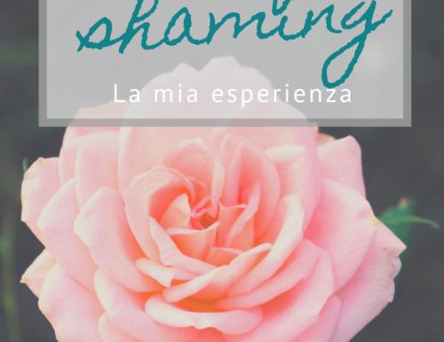 Body shaming | La mia esperienza