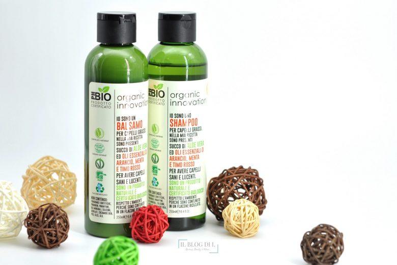 PHBio Organic Innovation | Shampoo & Balsamo capelli grassi