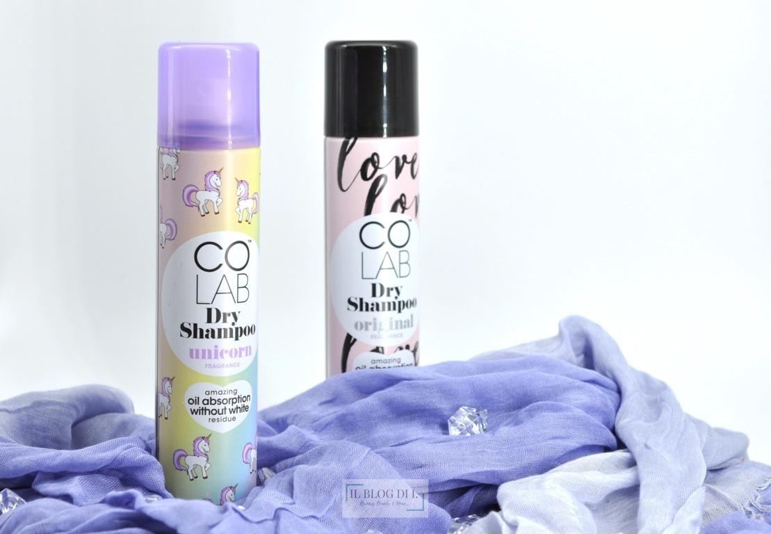 dry shampoo colab