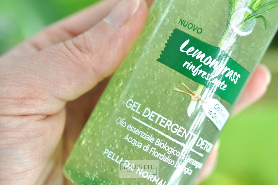 gel detergente detox