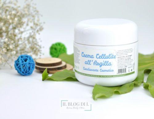 [Review] – Crema cellulite all'argilla Antos Cosmesi