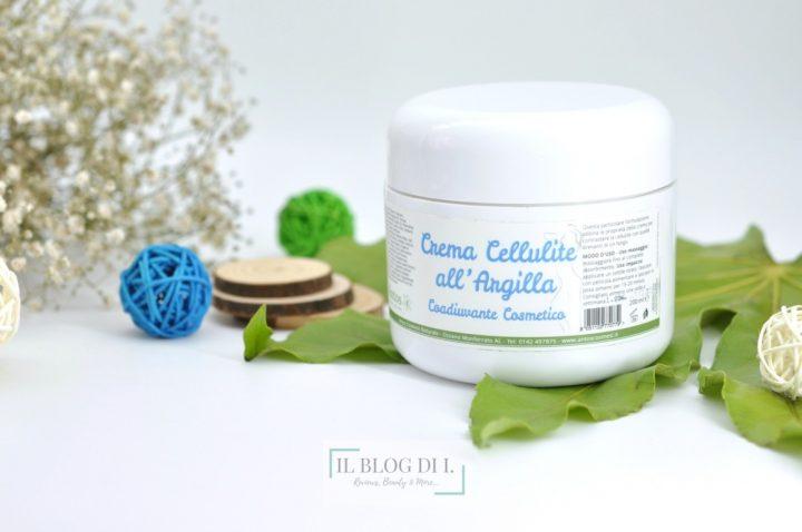 crema cellulite argilla Antos