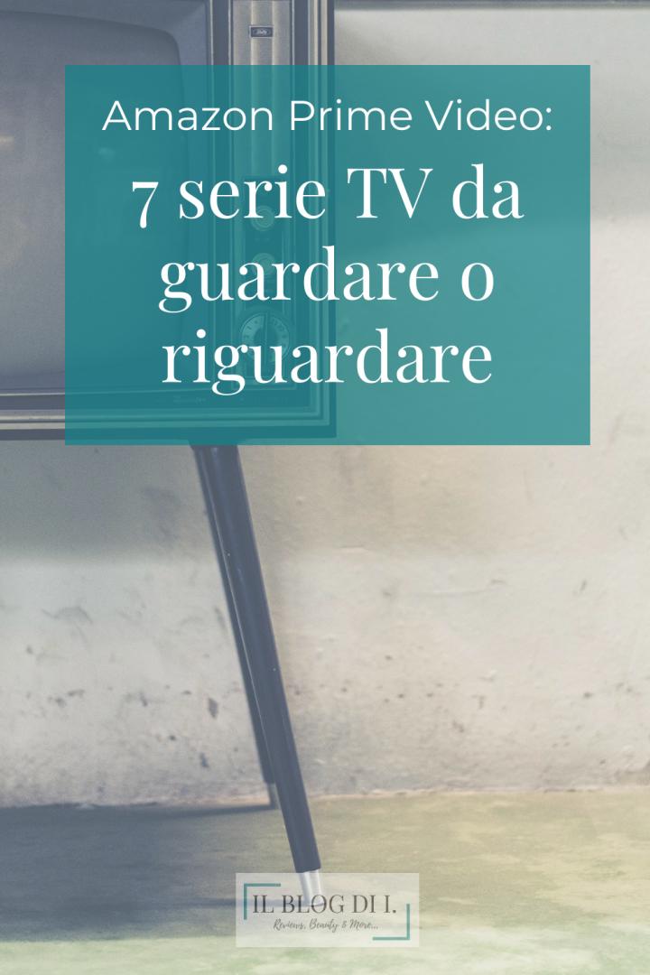 serie tv prime video