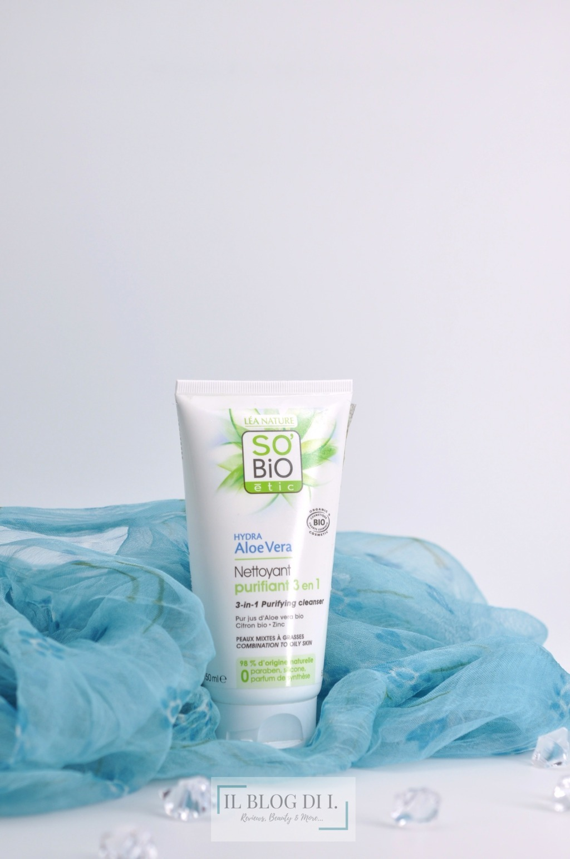 detergente purificante 3in1 so'bio