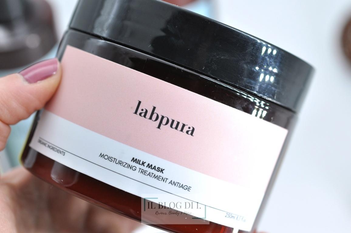 milk mask labpura
