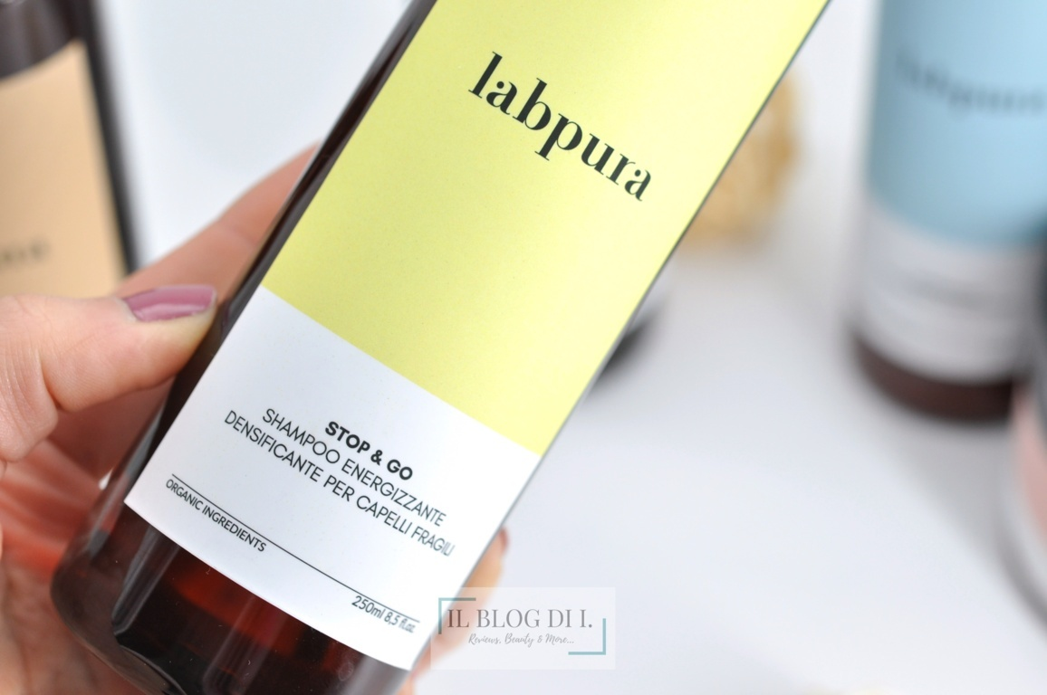 shampoo stop&go labpura