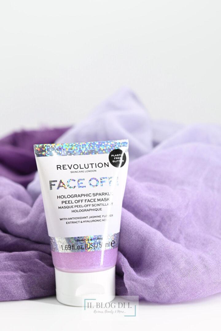 face off maschera Revolution