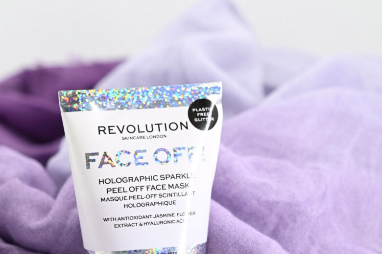 [Review] – Face Off! Maschera olografica peel-off Revolution Skincare
