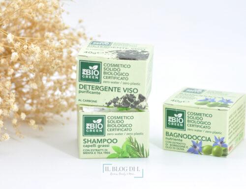 La mia esperienza con i solidi PHBio | Detergente viso purificante, shampoo capelli grassi & bagnodoccia nutriente